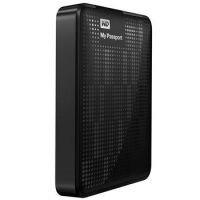 НЖМД WD 2.5 USB 3.0/ 2.0 2TB 5400rpm MyPassport Essential SE 3.0 Black