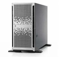 Сервер HP ML350p Gen8 E5-2603 1.8GHz/ 4-core/ 1P 8GB 2x300GB SFF P420i/ 512MB FBWC DVD-RW Twr