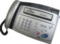 Факс Brother FAX-236RUS Silver (thermal)