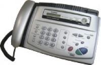 Факс Brother FAX-335RUS Silver (thermal)
