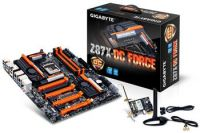 Материнская плата GIGABYTE GA-Z87X-OC-Force, s1150 Z87, 4xDDR3, 5xPCIe16, 2xHDMI-DP,Wi-FI!!BT, E-AT