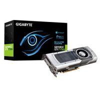 Видеокарта Gigabyte GeForce TITAN 6GB DDR5 384bit 2xDVI-DP-HDMI