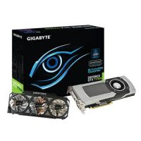 Видеокарта Gigabyte GeForce TITAN 6GB DDR5 384bit +WindForce 3x cooling 2xDVI-DP-HDMI