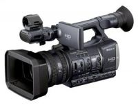 Цифр. видеокамера HDV Flash Sony Handycam HDR-AX2000E
