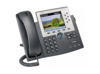 Проводной IP-телефон Cisco UC Phone 7965,  Gig Ethernet,  Color,  spare