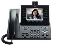 IP-телефон Cisco UC Phone 9951,  Charcoal,  Std Hndst with Camera