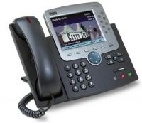 Проводной IP-телефон Cisco UC phone 7975, Gig Ethernet, Color, spare