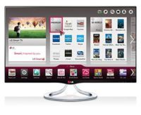"Телевизор (ТВ-монитор) LED LCD 3D LG 27"" 27MT93V Black HDMIx2 IPS Smart Wi-Fi"