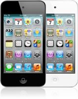 MP3/ MPEG4 плеер Apple A1367 iPod Touch 64GB white (4Gen)