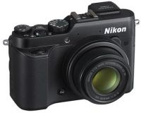 Цифр. фотокамера Nikon COOLPIX P7800 Black