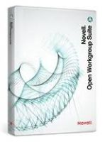 Novell Open Workgroup Suite NetWare Software Media Kit Multilingual