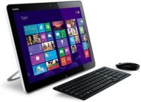 "Планшет Sony VAIO J2021M1RWI 20"" HD+ White i5-3317U/ 6144/ 1000/ Int/ WiFi/ BT/ Win8"