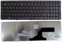 Клавиатура asus A52 K52 K53 X54 N53 N61 ru black (версия N53)